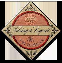 Øl etiket fra bryggeriet Filsniger